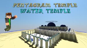 Download Water Temple for Minecraft 1.11.2