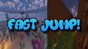 Download Fast Jump! for Minecraft 1.13