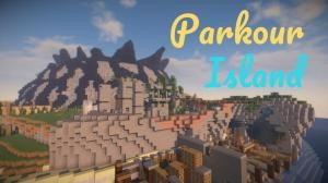 Download Parkour Island for Minecraft 1.13.1