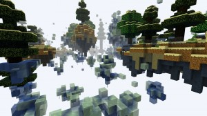 Download The Cloudlands for Minecraft 1.13.1