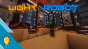 Download Light Robot for Minecraft 1.13.1