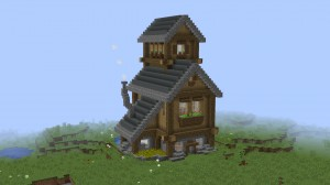 House Maps for Minecraft