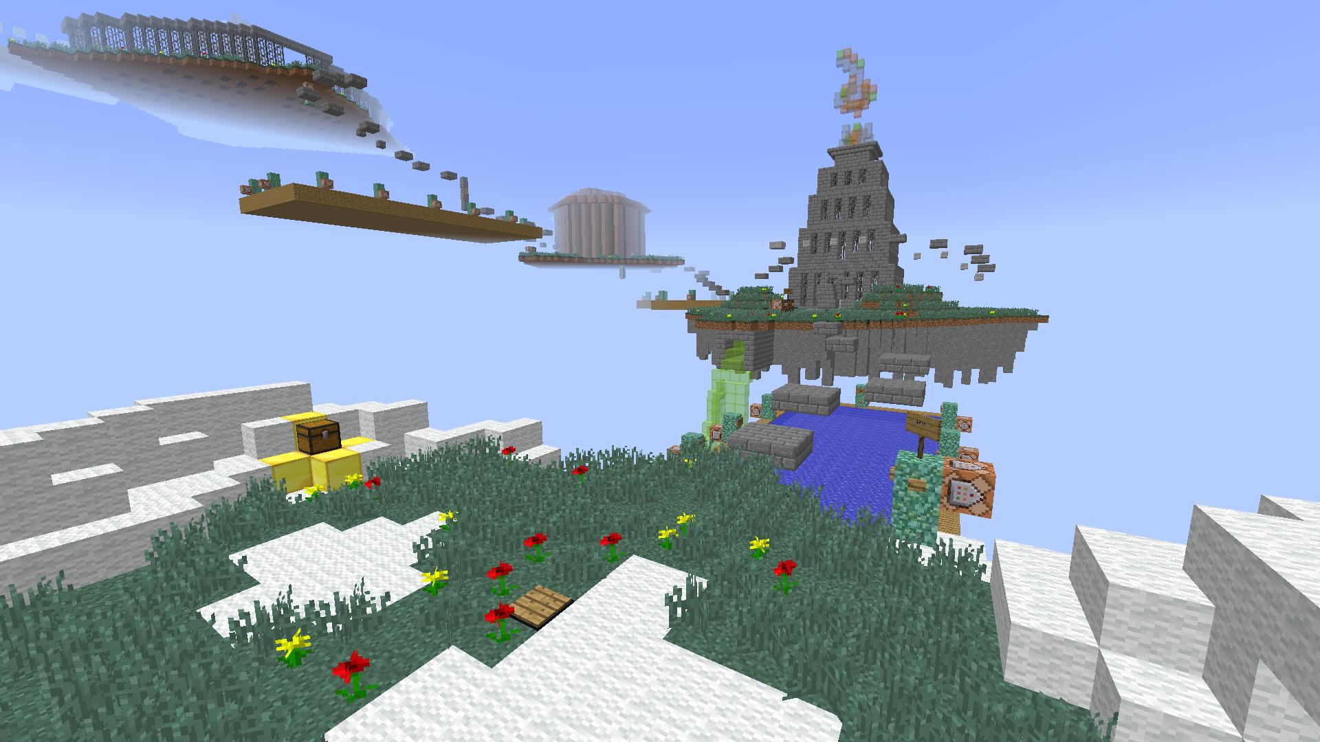 Download «Skybounds Parkour» (1 mb) map ...