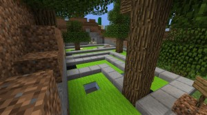Download Adventure Mini-Golf for Minecraft 1.13