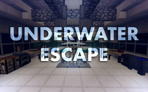 Download Underwater Escape for Minecraft 1.13