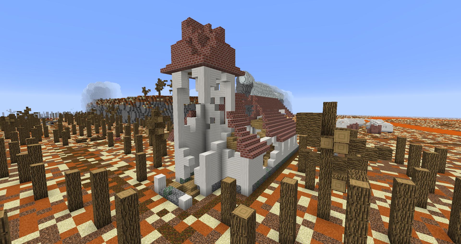 minecraft zombie apocalypse map 1.12.2 download