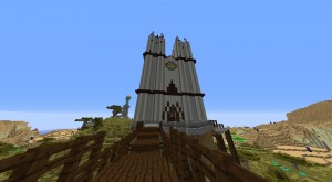 Download Minecraft Cathedral for Minecraft 1.13.2
