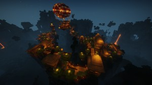 Download Medieval Mountain for Minecraft 1.13.2
