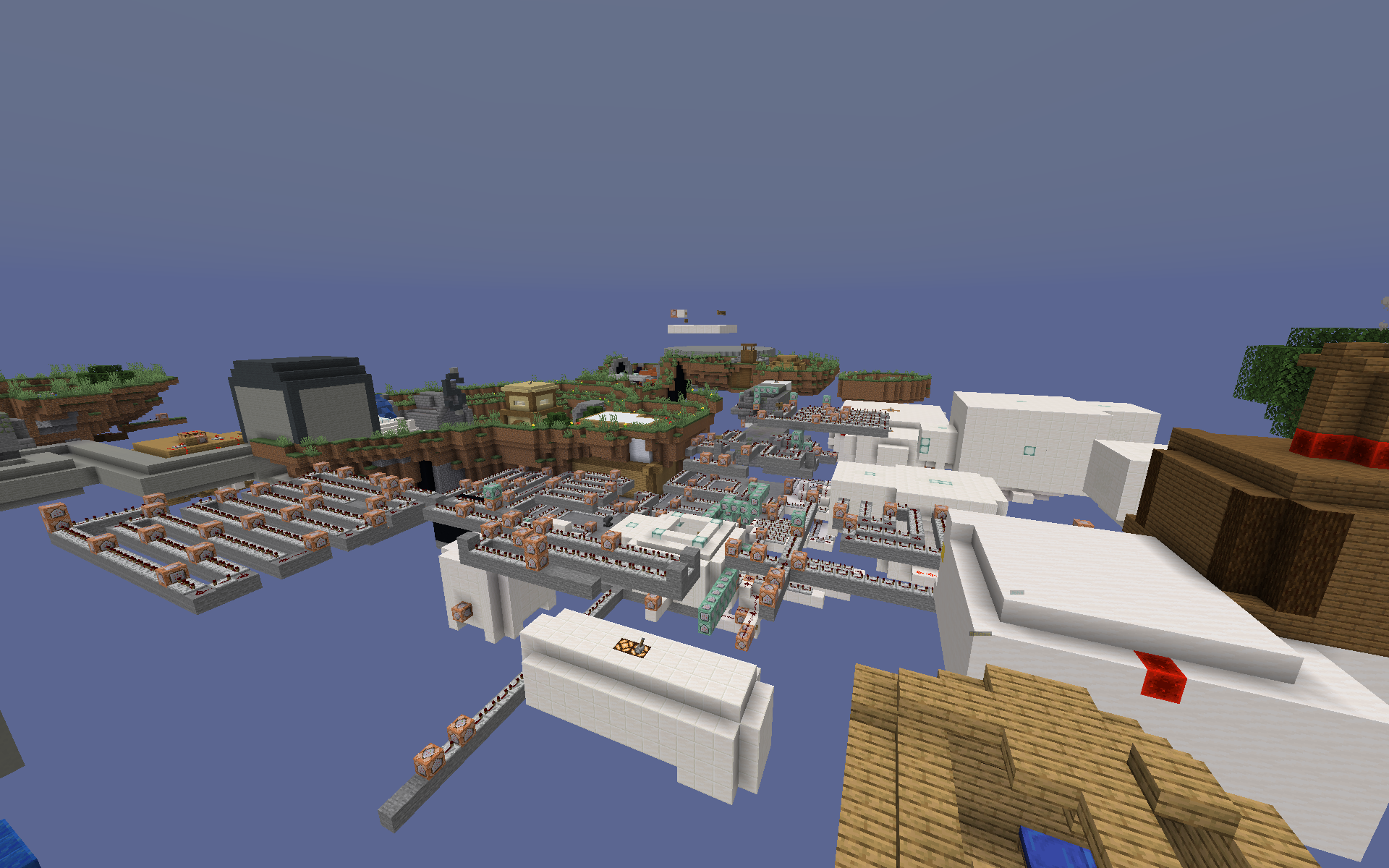Download «The Burglar» Map For Minecraft