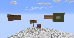 Download Four in a Row for Minecraft 1.14.1