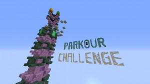 Download A Parkour Challenge for Minecraft 1.13.1