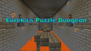 Download Eureka's Puzzle Dungeon for Minecraft 1.14.2