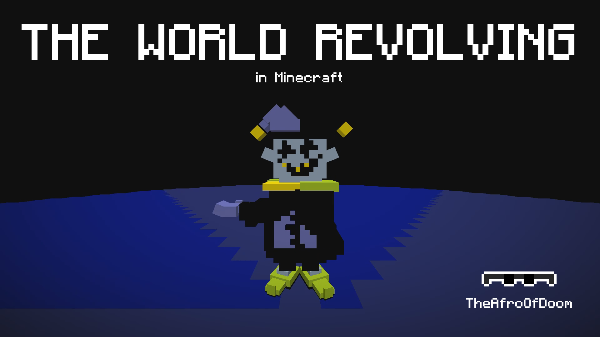Download THE WORLD REVOLVING for Minecraft 1.14.2