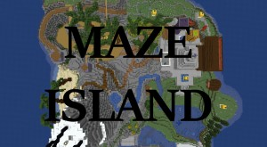 Download Maze Island for Minecraft 1.14.2