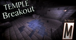Download Temple Breakout for Minecraft 1.14.2