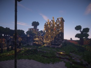 Download Ruins of Corpium for Minecraft 1.13.2