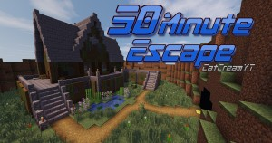 Download 30 Minute Escape for Minecraft 1.13