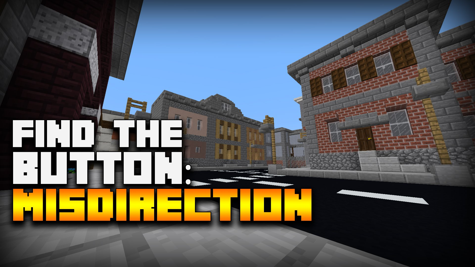 Download Find the Button: Misdirection for Minecraft 1.13.2