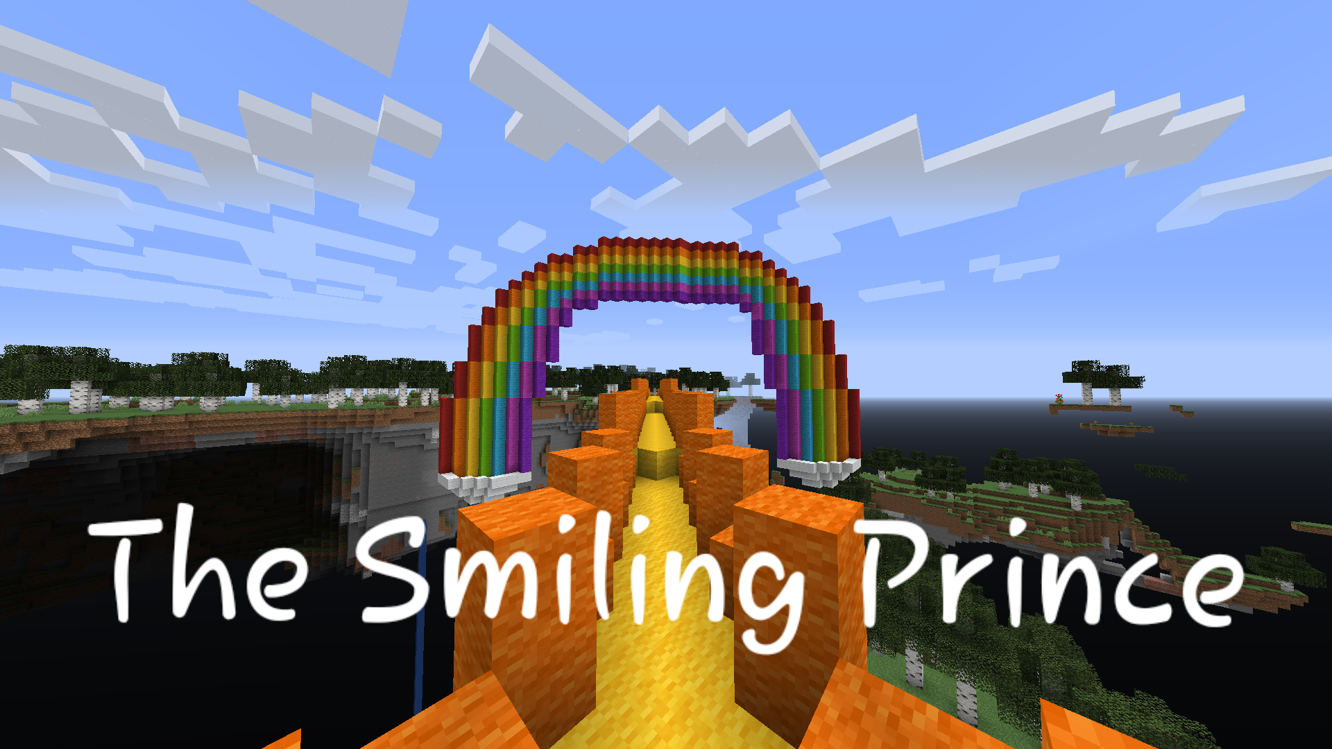 Download The Smiling Prince for Minecraft 1.14.3