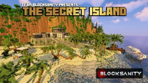 Download The Secret Island for Minecraft 1.13.2