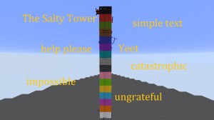 Download The Salty Tower! for Minecraft 1.14.3
