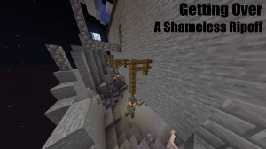 Download Getting Over A Shameless Ripoff for Minecraft 1.14.3