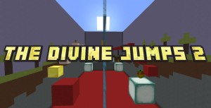 Download The Divine Jumps 2 for Minecraft 1.13.2