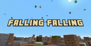 Download Falling Falling for Minecraft 1.14.4