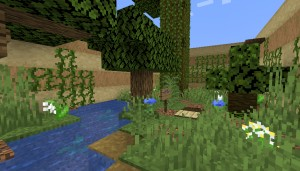Download Find The Button: Biomes for Minecraft 1.14.2