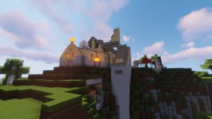 Download Modern Mountain for Minecraft 1.14.4