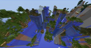 Download Zero Heart Parkour: Error Region for Minecraft 1.12.2