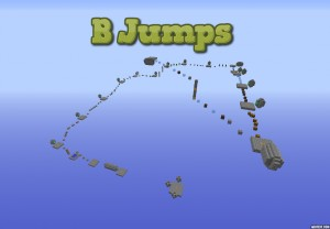 Download B Jumps for Minecraft 1.12.2