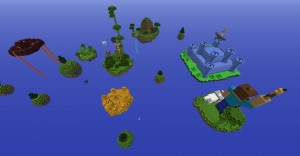 Download Islands of Phoris for Minecraft 1.8.9