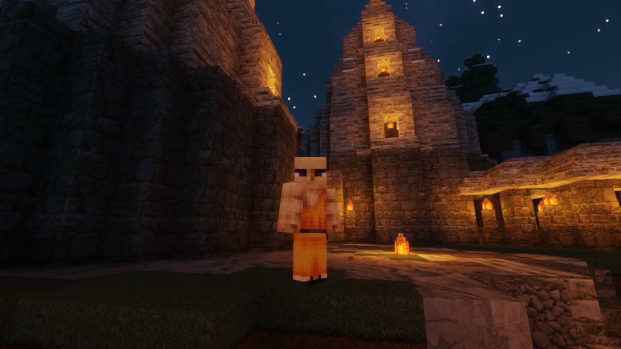 Download The Old Monastery for Minecraft 1.14.4