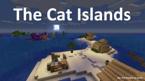 Download The Cat Islands for Minecraft 1.14.4
