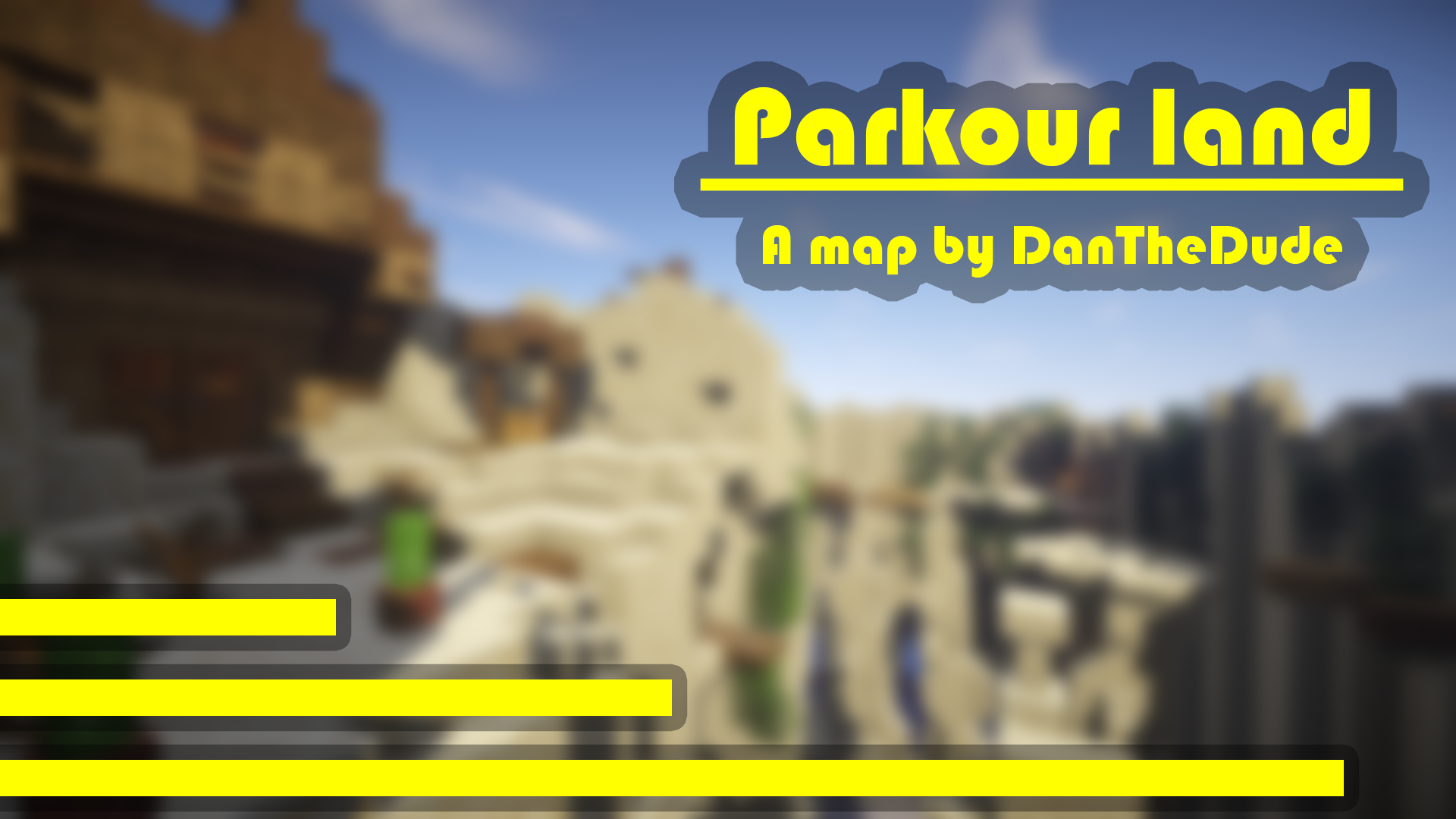 Download The King of Parkour Land for Minecraft 1.14.4