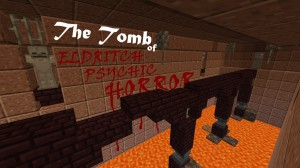 Download The Tomb of Eldritch Psychic Horror for Minecraft 1.14.4