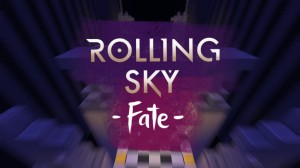 Download Rolling Sky - Fate for Minecraft 1.14.4