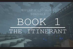 Download Book 1: The Itinerant for Minecraft 1.14.4
