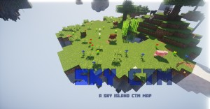 Download Sky CTM for Minecraft 1.14.4