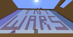 Download Future Vs Past, TNT WARS for Minecraft 1.14.4