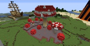 Download Wild Riders Island for Minecraft 1.14.4