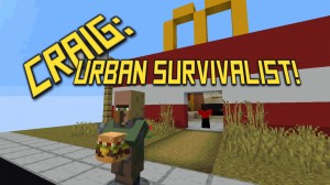 Download Craig: Urban Survivalist! for Minecraft 1.14.4