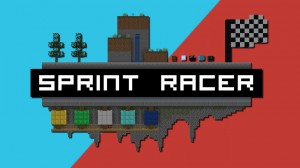 Download Sprint Racer for Minecraft 1.14.4