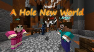 Download A Hole New World for Minecraft 1.14.4