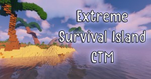 Download Extreme Survival Island for Minecraft 1.14.4