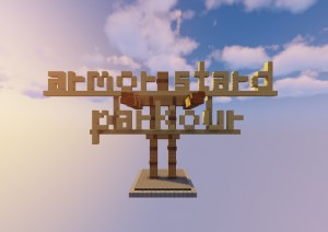 Download Armor Stand Parkour for Minecraft 1.14.4