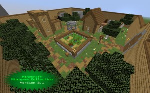 Download Minecraft Minigame Collection for Minecraft 1.14.4