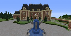 Download Leo CraftingTV's Victorian Lake Mansion for Minecraft 1.14.4