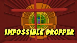 Download «Impossible Dropper» map for Minecraft on